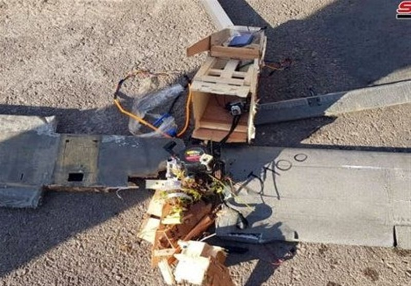 Syria Army Downs Militants' Drone in Hama