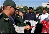 یادمان «شهدای حادثه تروریستی 30 تیرماه مریوان» با حضور فرماندهان ارشد سپاه رونمایی شد+تصاویر