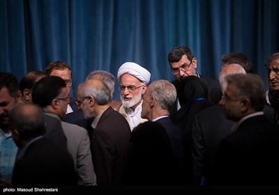 آیت الله قربانعلی دری نجفآبادی در هشتمین کنفرانس الگوی اسلامی ایرانی پیشرفت