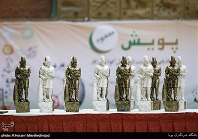 بازی دوستانه تیم منتخب کودکان کار و ستارگان هنر ایران