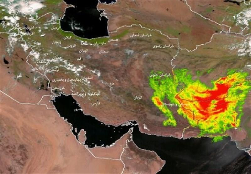 اخطاریه هواشناسی؛ وقوع طوفان گرد و خاک در 4 استان