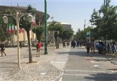 اجرای طرح انضباط شهری پیرامون تئاتر شهر، خیابان ولی عصر و پارک دانشجو از هفته آینده