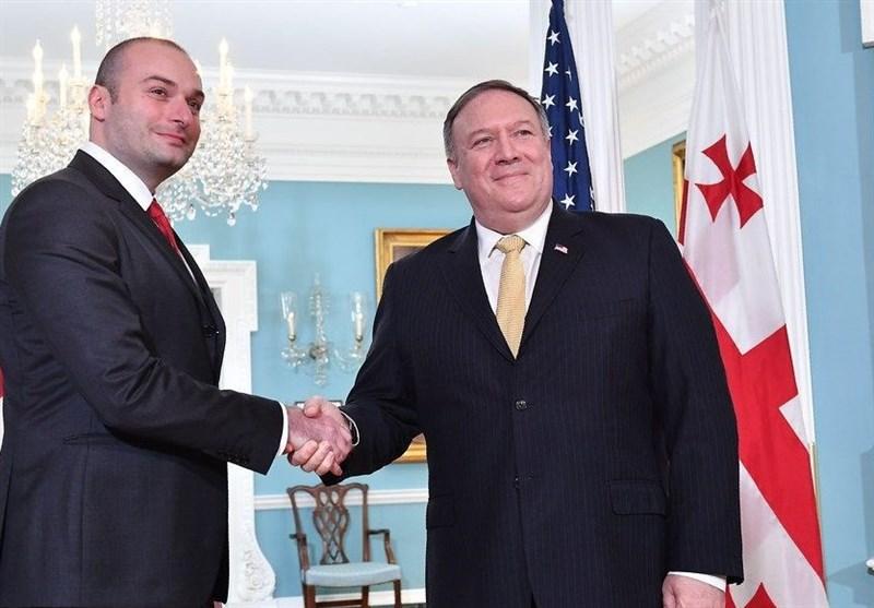 وعده آمریکا به گرجستان درباره حمایت از حرکت به سمت ناتو