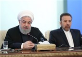 Iran's President: US Pressures Maxed Out