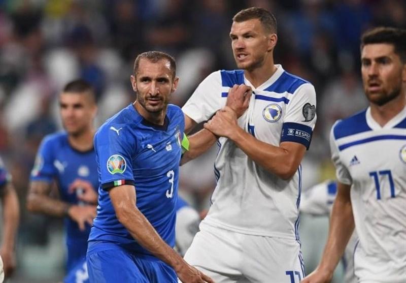 فوتبال جهان| ژکو: نتیجه بازی بوسنی و ایتالیا ناعادلانه بود/ هنوز بایکن رُم هستم