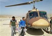 اجرای 96 سورتی پرواز نهاجا برای مهار آتش سوزی استان فارس