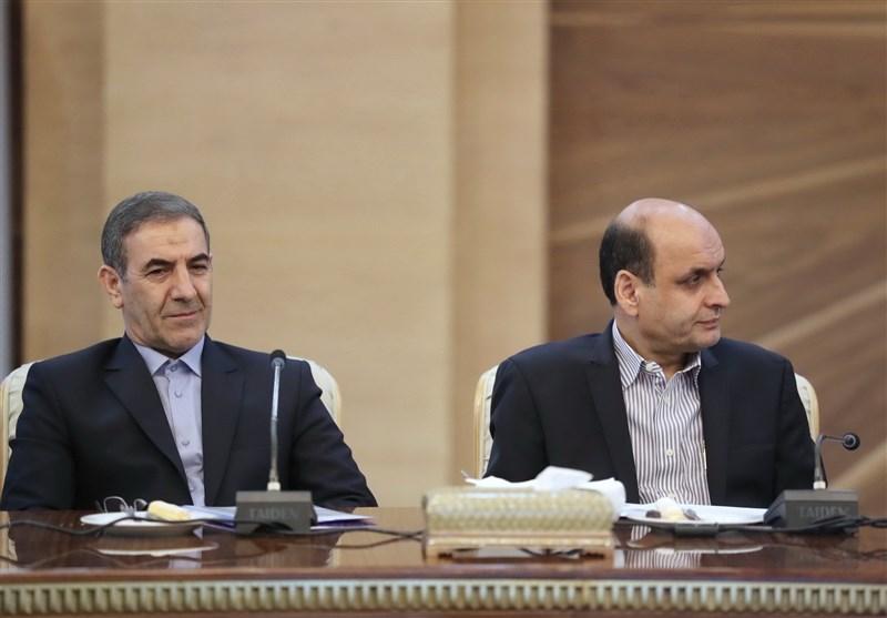 دو استاندار از دولت رای اعتماد گرفتند +عکس