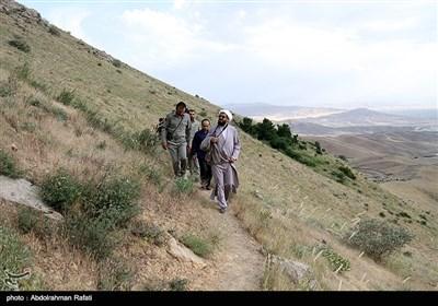 بازدید نماینده ولی فقیه در استان همدان از منطقه حفاظت شده خانگرمز