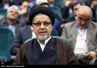 سعیدرضا عاملی دبیر شواری عالی انقلاب فرهنگی
