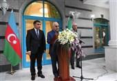مراسم روز ملی جمهوری آذربایجان در تهران برگزار شد