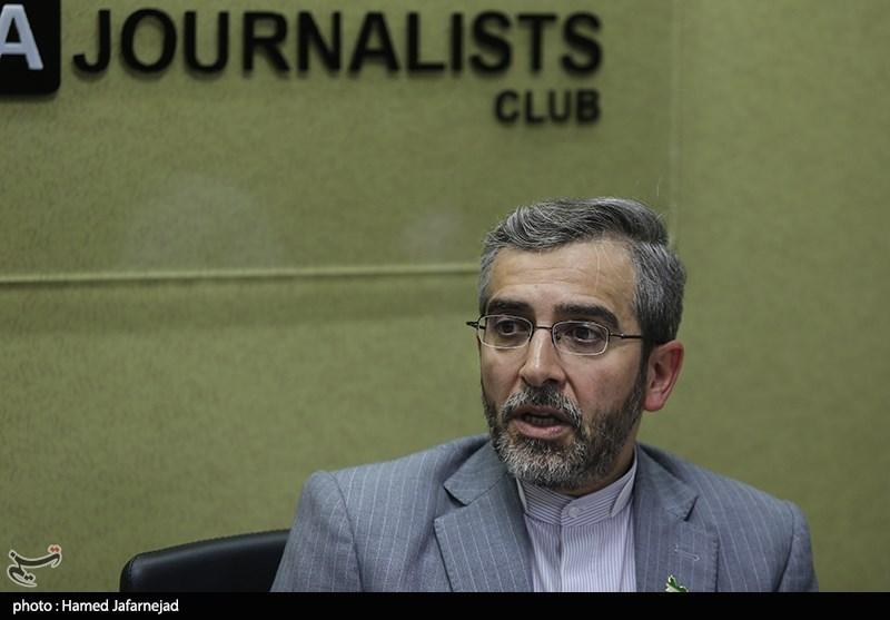 باقری: سازمان ملل میگوید آمریکاییها توان اثبات ادعایشان علیه سردار سلیمانی را ندارند