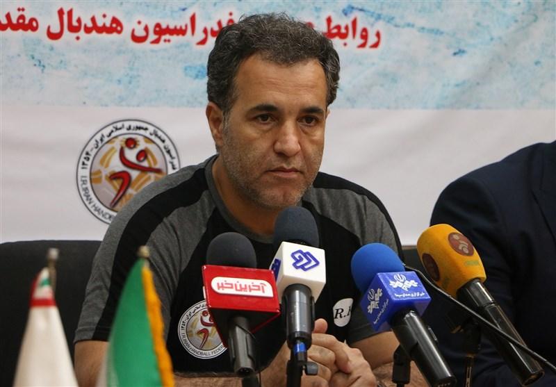 حبیبی: تیم هندبال ایران در کمال ناباوری به نیمهنهایی صعود نکرد/ زنگ تفریح نبودیم