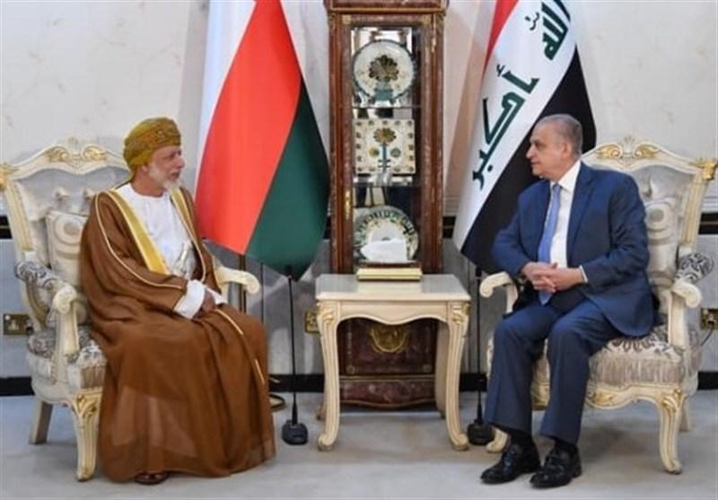 دیدار وزیران خارجه عراق و عمان؛ تاکید بر حل سیاسی بحرانهای منطقه