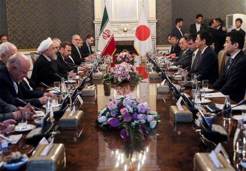 روحانی: مسئولیت نگرانیهای به وجود آمده در منطقه با آمریکاست