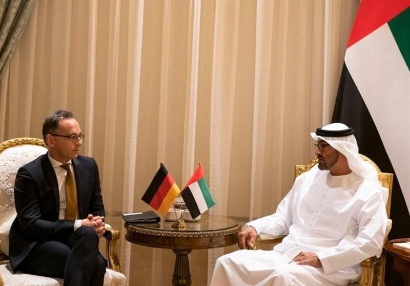 بیانیه مشترک آلمان و امارات بر ضرورت جلوگیری از اقدامات تنشآمیز در منطقه
