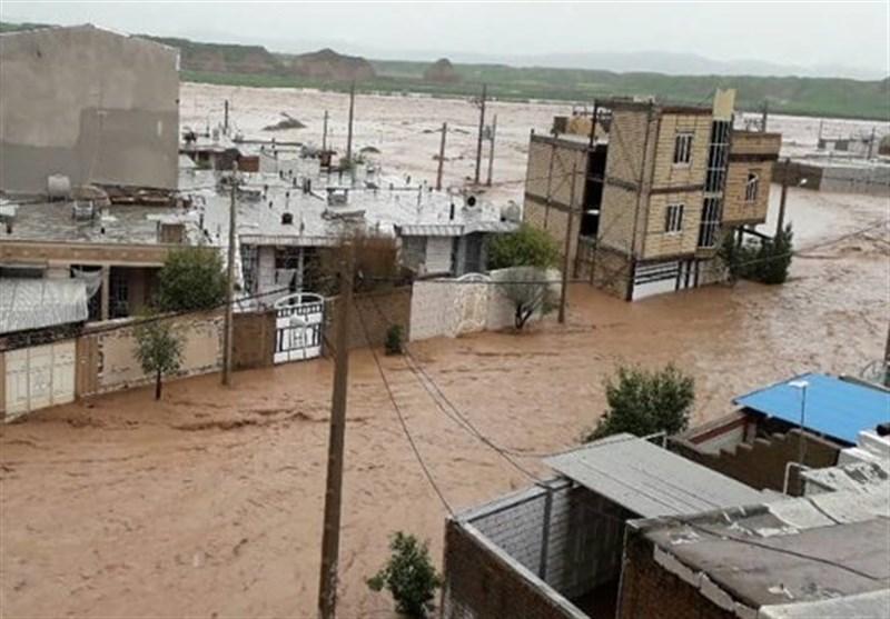 مشکل تامین زمین روستاهای سیل زده لرستان تا آخرماه برطرف میشود