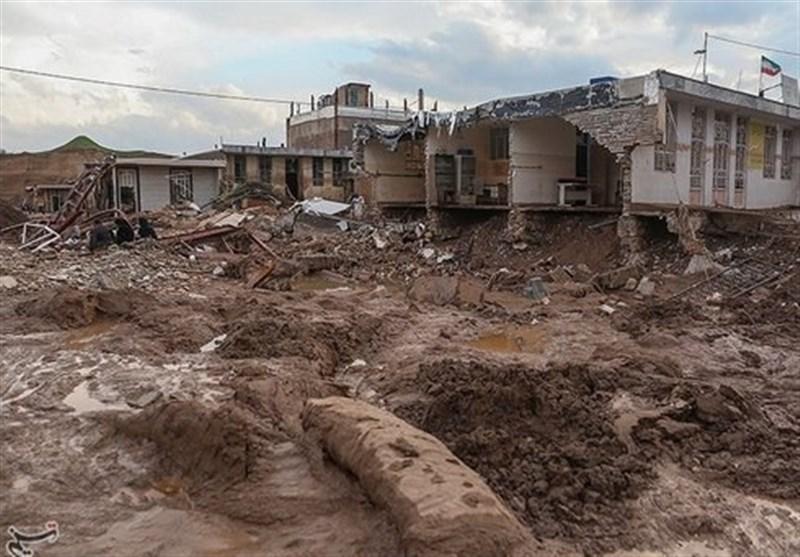 30 واحد مسکونی روستای سیل زده «بابازید» پلدختر باید جابهجا شود