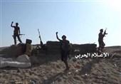 عملیات ضربتی نیروهای یمنی در صحرای میدی؛ دهها مزدور عربستان کشته شدند