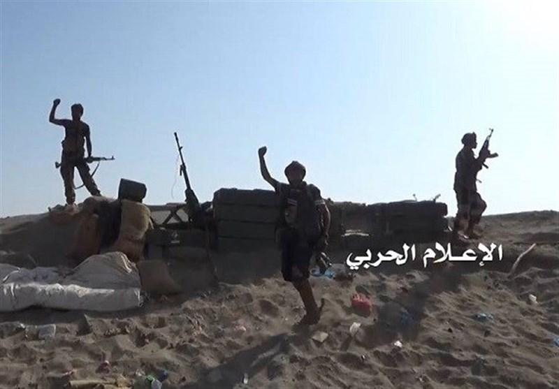 عملیات جدید یمنیها در نجران و فرار مزدوران عربستان