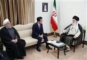 پاسخ قاطع امام خامنهای به نخست وزیر ژاپن: ترامپ را شایسته مبادله پیام نمیدانم/ با آمریکا مذاکره نخواهیم کرد