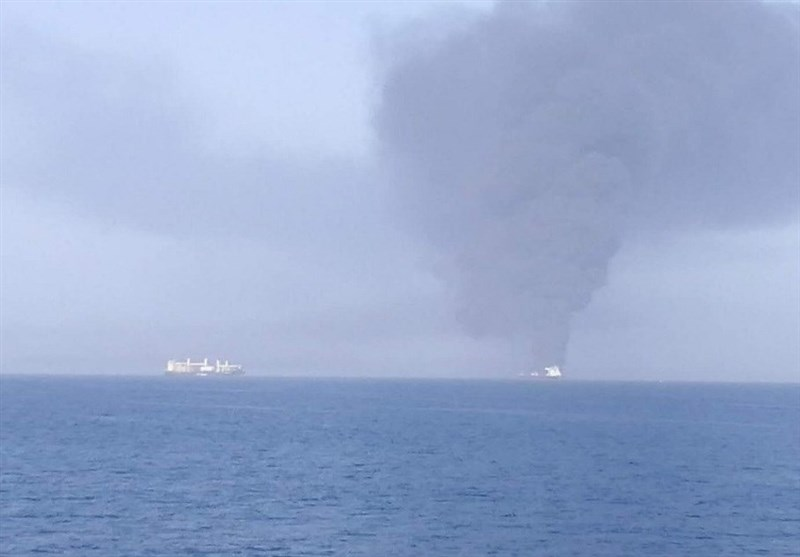 Iran Assisting Affected Oil Tankers in Oman Sea; 44 Sailors Rescued
