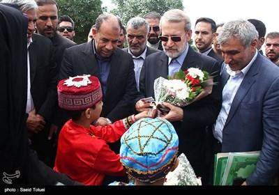 سفر رئیس مجلس شورای اسلامی به استان خراسان شمالی