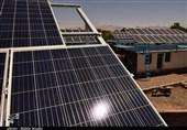 افتتاح 520 نیروگاه خورشیدی مددجویان کمیته امداد کرمان به روایت تصویر