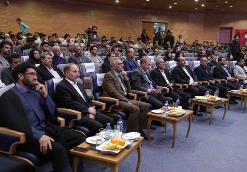 مراسم دهمین سالروز انتشار روزنامه شهرآرا در مشهد برگزار شد