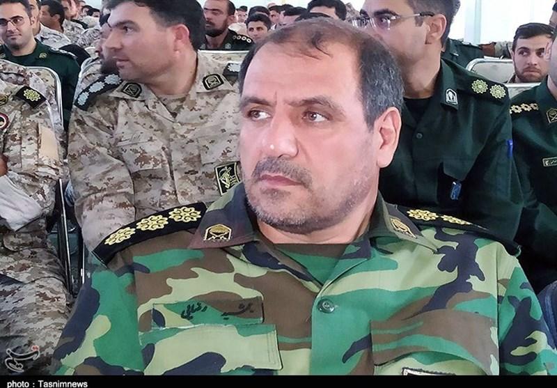 فرمانده قرارگاه عملیاتی لشکر 22 سپاه کردستان معرفی شد
