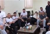 قدردانی خدمه نفتکش سانحه دیده از ایرانیها + فیلم