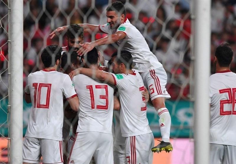 تیم ملی ایران در سید نخست قرعهکشی دومین مرحله انتخابی جام جهانی ۲۰۲۲ و جام ملتهای ۲۰۲۳