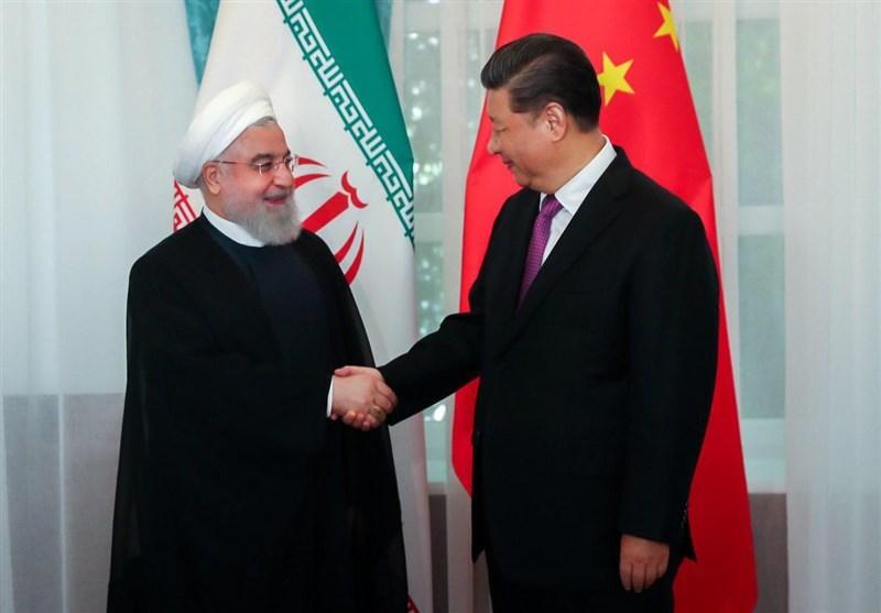 روحانی: ایران از سرمایهگذاری چین در بنادر جنوبی استقبال میکند