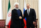 Zarif Hails Rouhani's Bilateral Talks with Putin, Xi as 'Fruitful'
