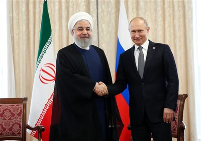 Iranian, Russian Presidents Stress Countering US 'Unilateralism'