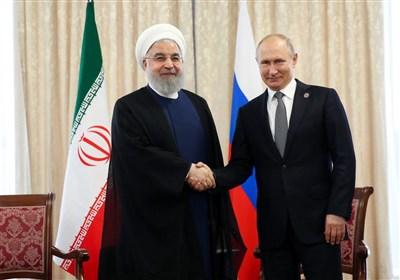 Iranian, Russian Presidents Stress Countering US 'Unilateralism'