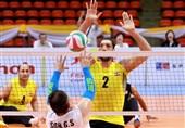 والیبال نشسته قهرمانی آسیا - اقیانوسیه| صعود مقتدرانه ایران به فینال با کسب ششمین برد پیاپی+تصاویر