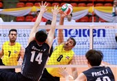Iran's Sitting Volleyball Team Remains Top in Ranking