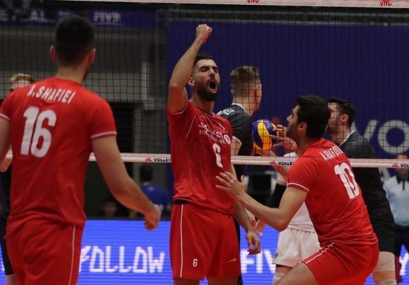 لیگ ملتهای والیبال ـ ارومیه| پیروزی دلچسب سروقامتان تیم ملی والیبال در ایران / کانادا هم حریف شاگردان کولاکوویچ نشد