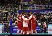 لیگ ملتهای والیبال ـ ارومیه  گلن هوگ: اشتباهات بازیکنانم روسیه را برنده بازی کرد