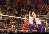 لیگ ملتهای والیبال ـ ارومیه   تمرین بیش از بازی تیمهای ملی کانادا و روسیه + فیلم