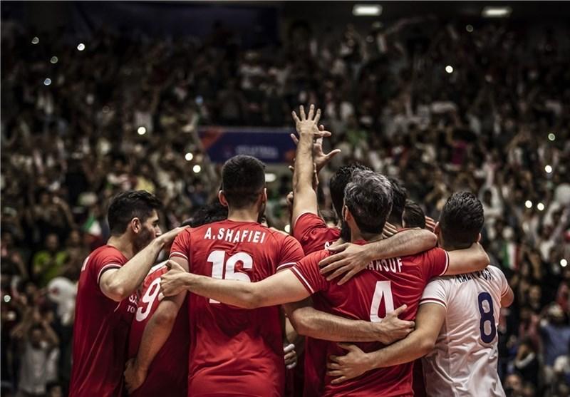 لیگ ملتهای والیبال| ایرانِ صدرنشین به مصاف قهرمان جهان میرود + جدول و برنامه