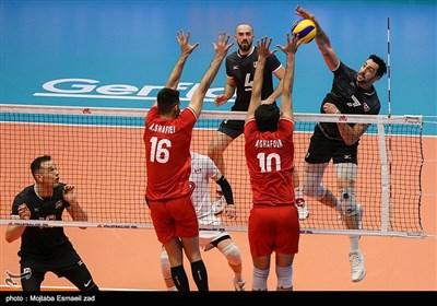 تیم ملی والیبال ایران در هفتمین بازی در رقابتهای لیگ ملتها ۲۰۱۹ ششمین برد را به دست آورد.
