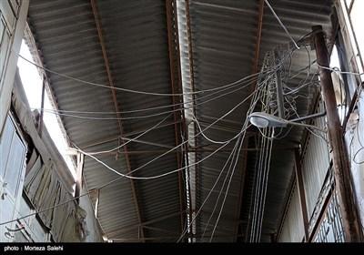 این گزارش مختصری به شرایط ایمنی بنا در بازار سنتی اصفهان می پردازد.