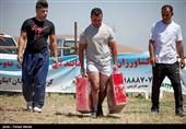 قویترین مردان ایران به ایرانشهرمیروند