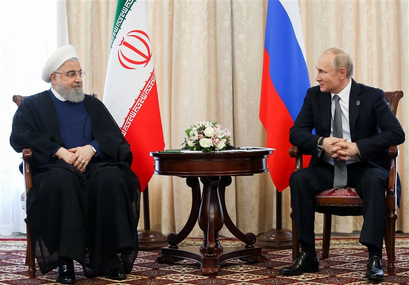 Iranian President Upbeat on Growing Ties with Russia