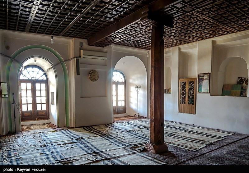 Two-Minaret Mosque in Iran's Saghez - Tourism news