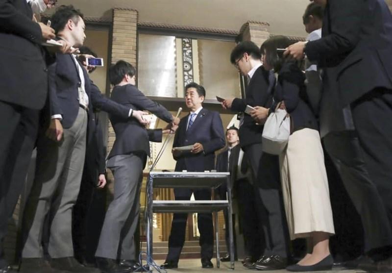 سکوت نخست وزیر ژاپن درباره عامل حادثه نفتکشها