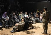 شیراز| نمایش «پل کارون» به جشنواره سراسری میثاق ارتش راه یافت