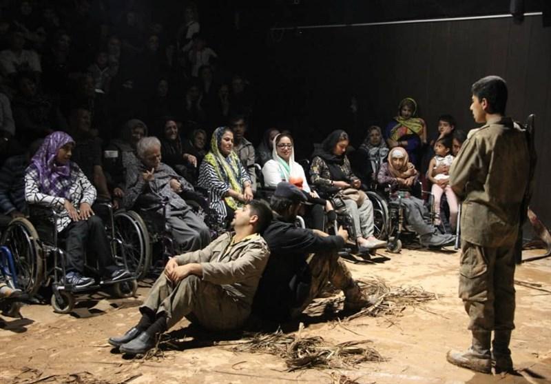 نمایش «پل کارون»؛ تنها نماینده استان فارس در جشنواره سراسری تئاتر نیروی هوایی