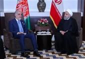 روحانی: امنیت کشورهای منطقه از جمله ایران و افغانستان به یکدیگر گره خورده است